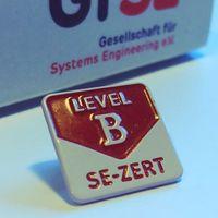 SE-Zert Anstecker